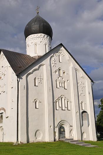 Novgorod – Eglise de la Transfiguration