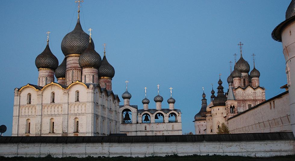 Kremlin de Rostov-le-Grand